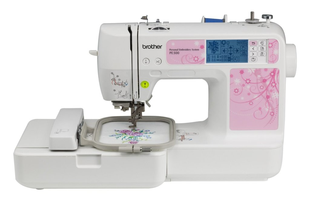 Machine Embroidery Course