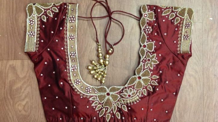 Blouse only (15 days course)